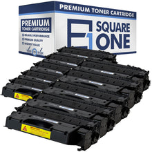 eSquareOne Compatible Toner Cartridge Replacement for Canon C120 2617B001AA (Black, 10-Pack)