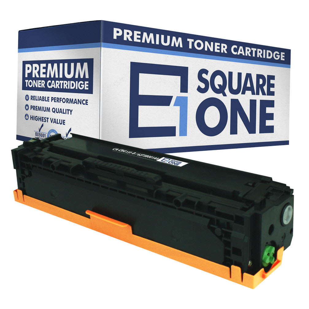 eSquareOne Compatible High Yield Toner Cartridge Replacement for Canon 131H 6273B001AA (Black, 1-Pack)