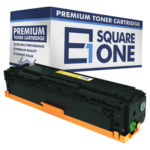 eSquareOne Compatible Toner Cartridge Replacement for Canon 131H 6269B001AA (Yellow, 1-Pack)