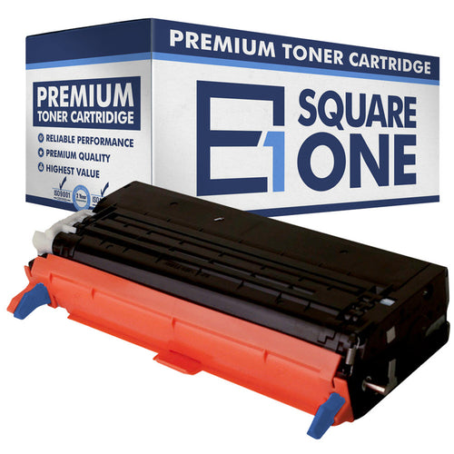 eSquareOne Compatible (High Yield) Toner Cartridge Replacement for DELL 330-1199 G483F (Cyan, 1-Pack)