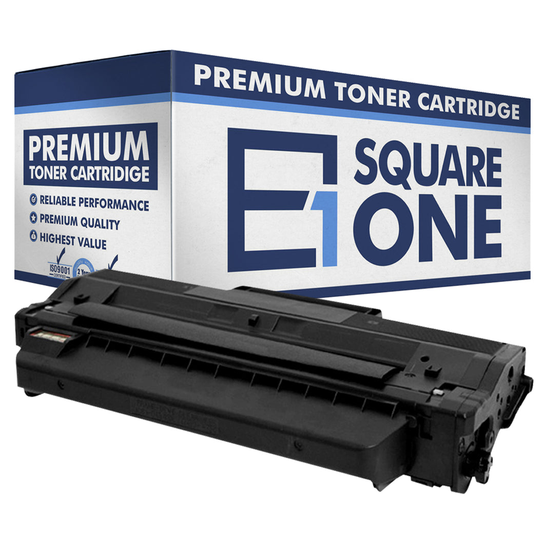 eSquareOne Compatible Toner Cartridge Replacement for DELL 331-7328 RWXNT DRYXV (Black, 1-Pack)