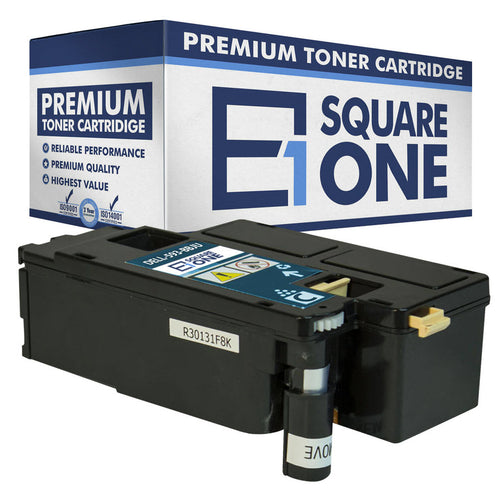eSquareOne Compatible Toner Cartridge Replacement for DELL H5WFX 593-BBJU (Cyan 1-Pack)