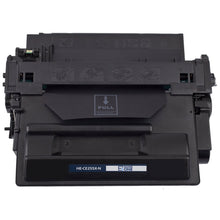 High Yield Toner Cartridge Replacement for HP 55X CE255X (Black, 1-Pack)