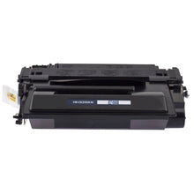 High Yield Toner Cartridge Replacement for HP 55X CE255X (Black, 8-Pack)