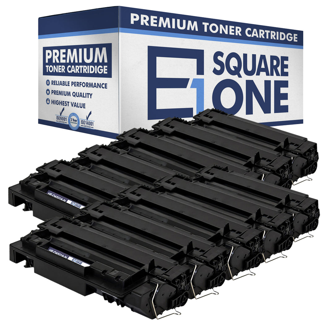 eSquareOne Compatible Toner Cartridge Replacement for HP 11A Q6511A (Black, 10-Pack)