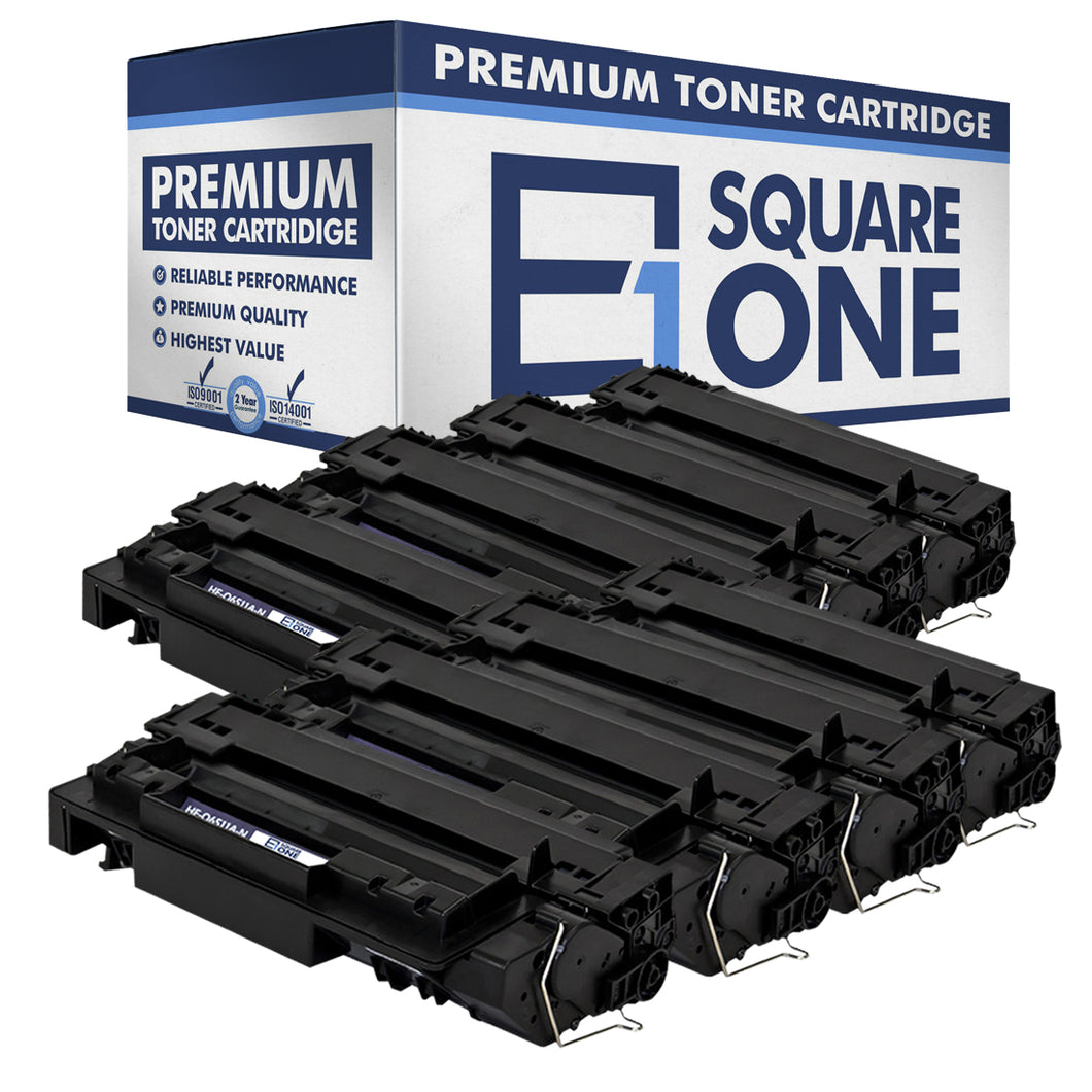 eSquareOne Compatible Toner Cartridge Replacement for HP 11A Q6511A (Black, 8-Pack)