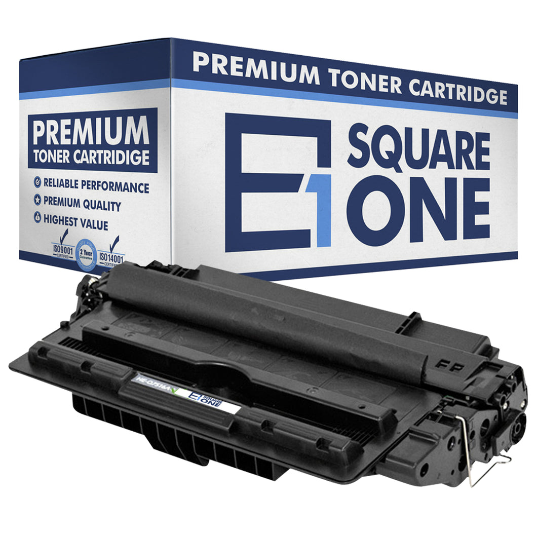 eSquareOne Compatible Toner Cartridge Replacement for HP 16A Q7516A (Black, 1-Pack)