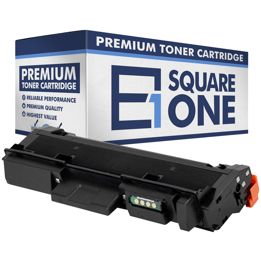 eSquareOne Compatible (High Yield) Toner Cartridge Replacement for Samsung MLT-D116L (Black, 1-Pack)
