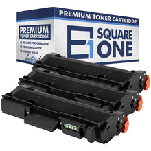 eSquareOne Compatible (High Yield) Toner Cartridge Replacement for Samsung MLT-D116L (Black, 3-Pack)