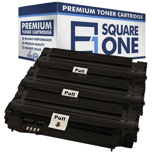 eSquareOne Compatible (High Yield) Toner Cartridge Replacement for Samsung MLT-D105L (Black, 3-Pack)