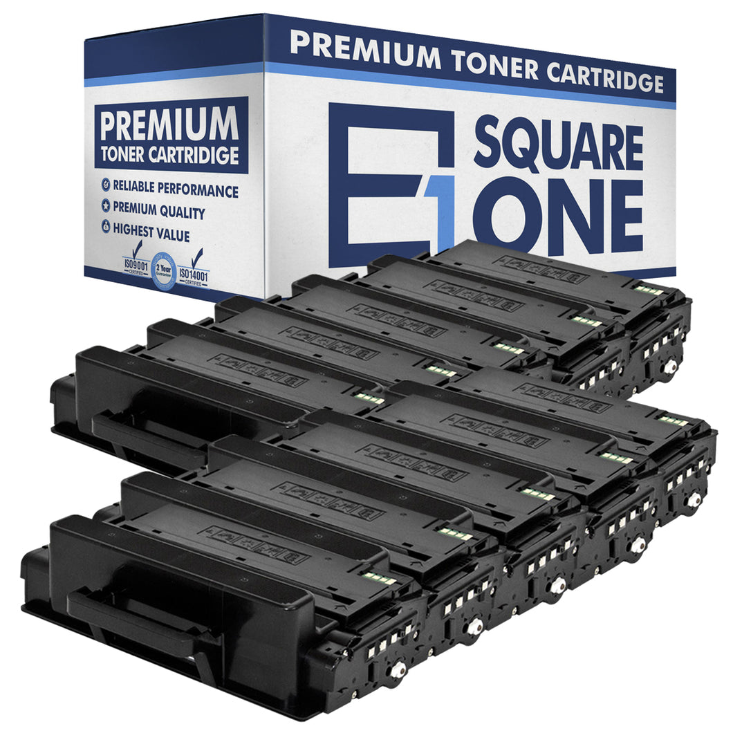eSquareOne Compatible (High Yield) Toner Cartridge Replacement for Samsung MLT-D203L (Black, 10-Pack)