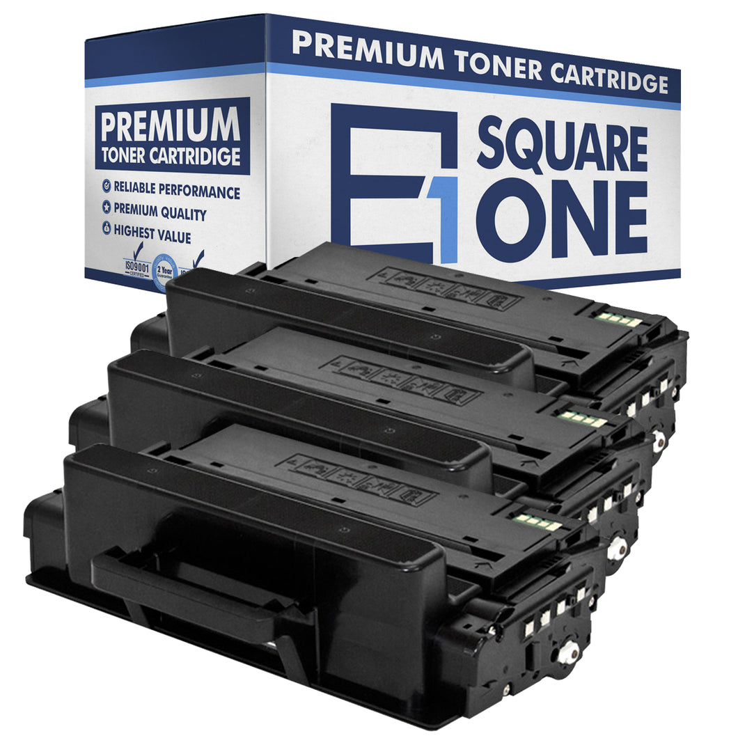 eSquareOne Compatible (High Yield) Toner Cartridge Replacement for Samsung MLT-D203L (Black, 3-Pack)
