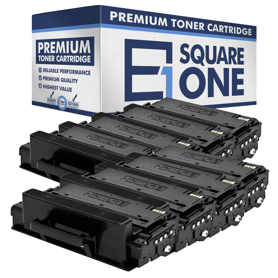 eSquareOne Compatible (High Yield) Toner Cartridge Replacement for Samsung MLT-D203L (Black, 8-Pack)