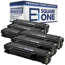 eSquareOne Compatible Toner Cartridge Replacement for Samsung 111S MLT-D111S (Black, 6-Pack)