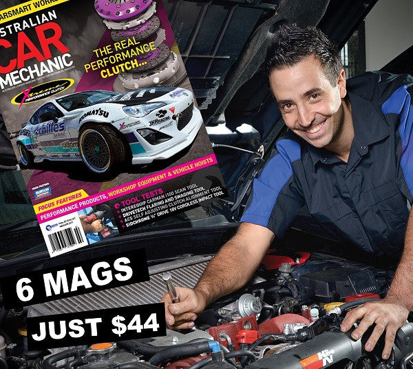 Australian Car Mechanic 1 Year Subscription