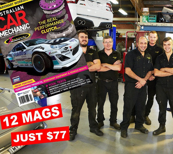 Australian Car Mechanic 2 Year Subscription