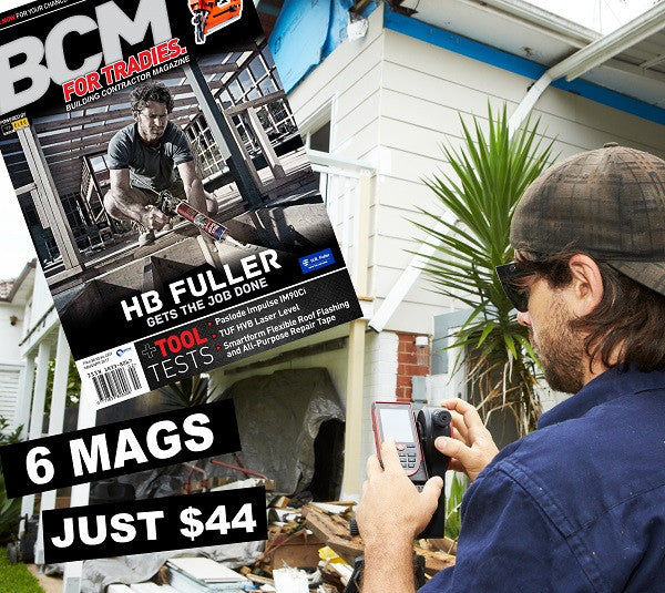 BCM For Tradies 1 Year Subscription