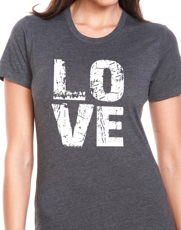 LOVE Women's T Shirt - eBollo.com