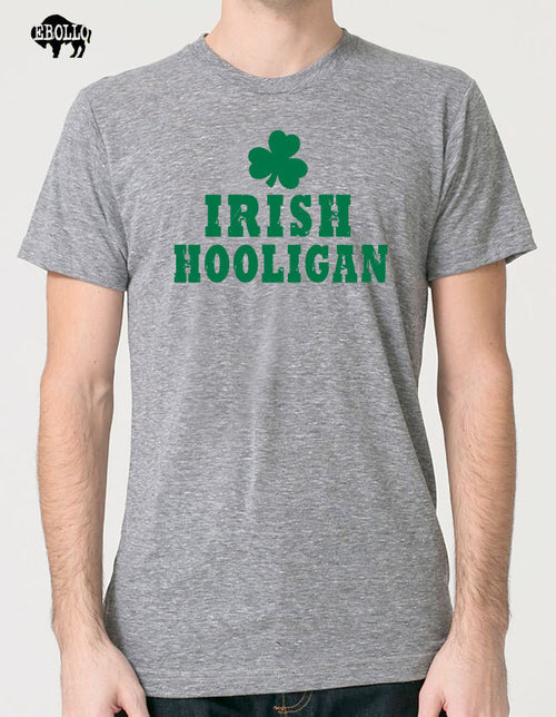 Irish Hooligan Men's T-Shirt - eBollo.com