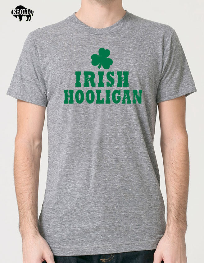 Irish Hooligan Men's T-Shirt