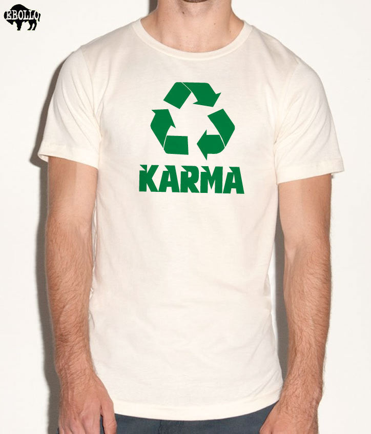 KARMA Men's T-Shirt - eBollo.com