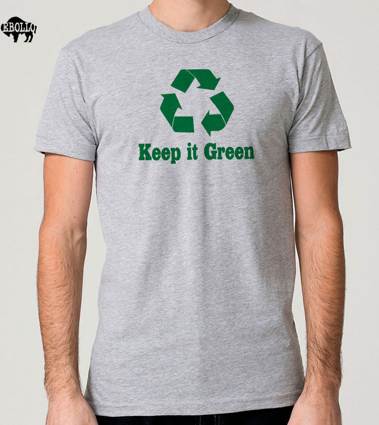 Keep it Green Men's T-Shirt