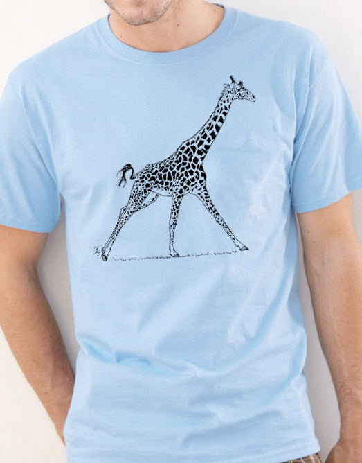 Graphic Giraffe T-Shirt - eBollo.com