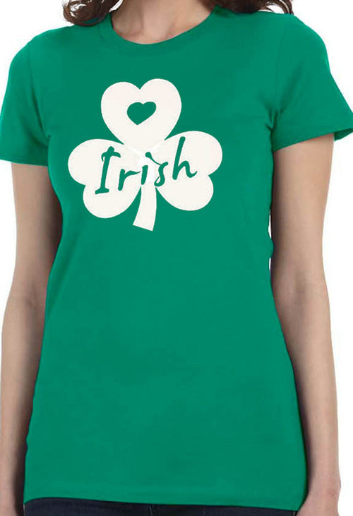 Irish Schamrock Women's T Shirt