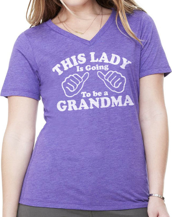 This Girl is going to be a Grandma Women's T-Shirt