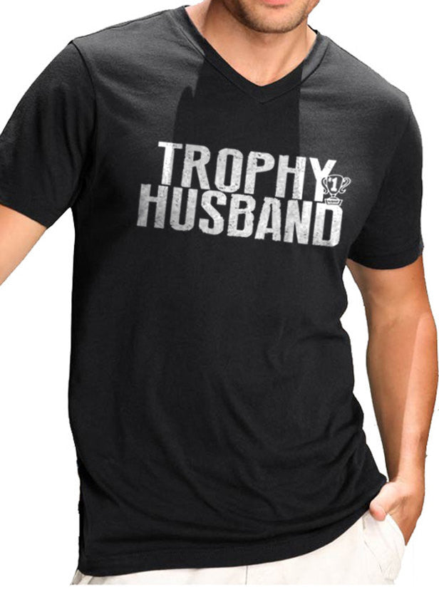 Trophy Husband Men's T-Shirt - eBollo.com