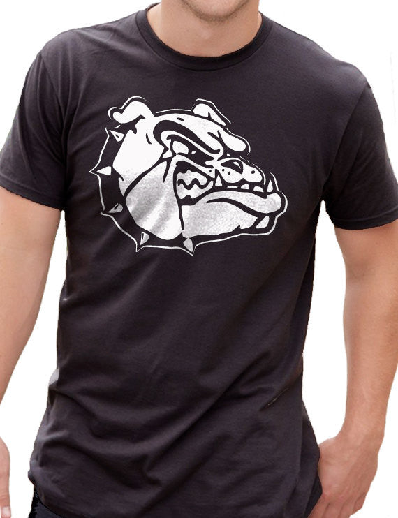Graphic Bulldog Tee Men's T-Shirt