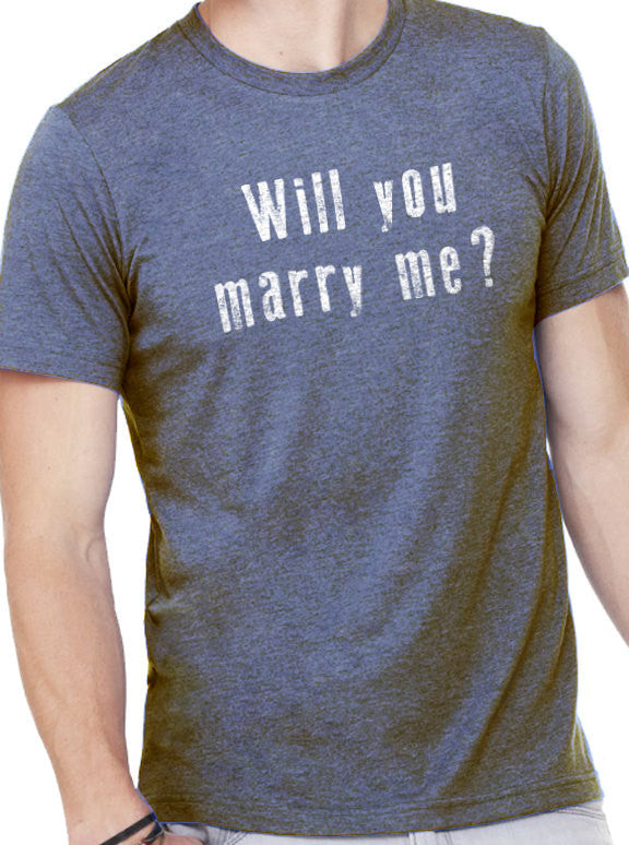 Will you love me? Men's T-Shirt - eBollo.com