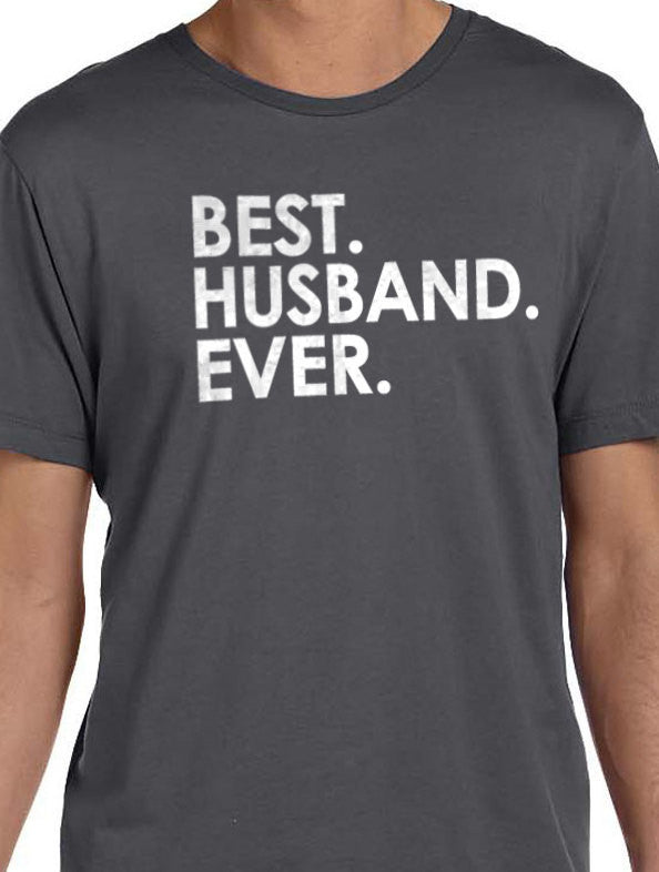Best Husband Ever Men's T-Shirt - eBollo.com