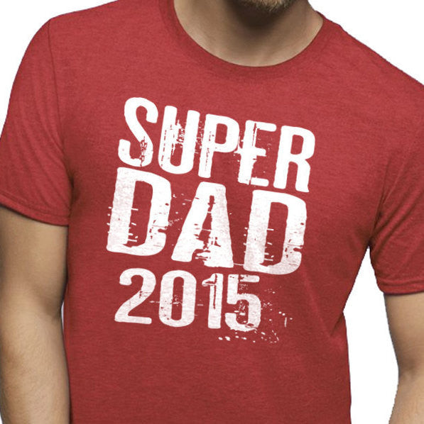 Super DAD 2015 Men's T-Shirt