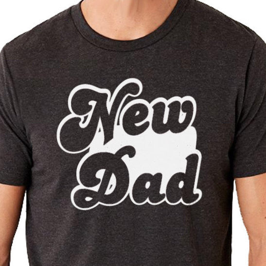 New Dad Men's T-Shirt