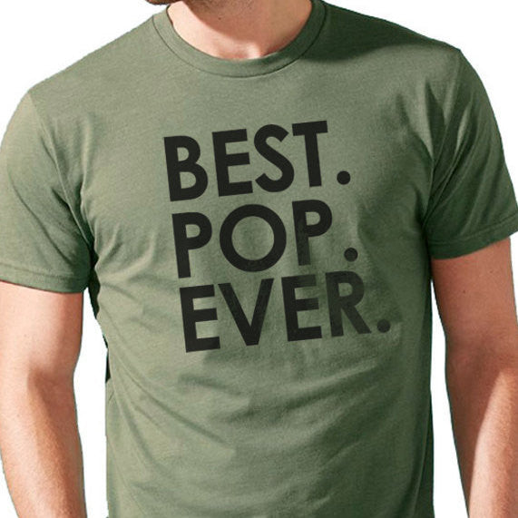 Best Pop Ever Men's T-Shirt