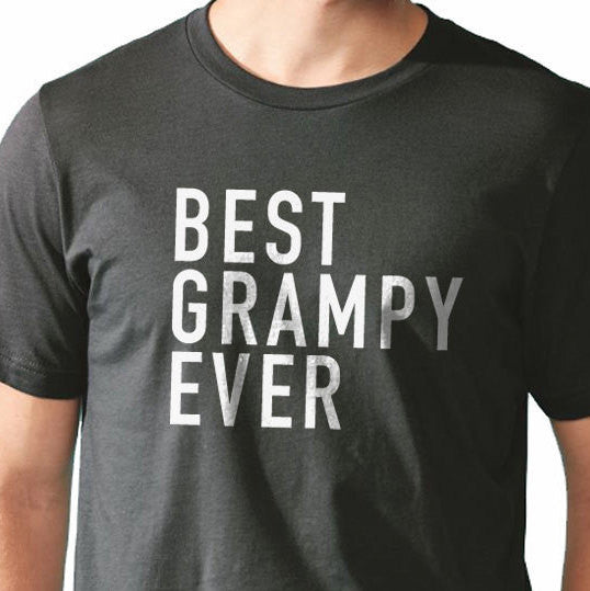 Best Grampy Ever Men's T Shirt