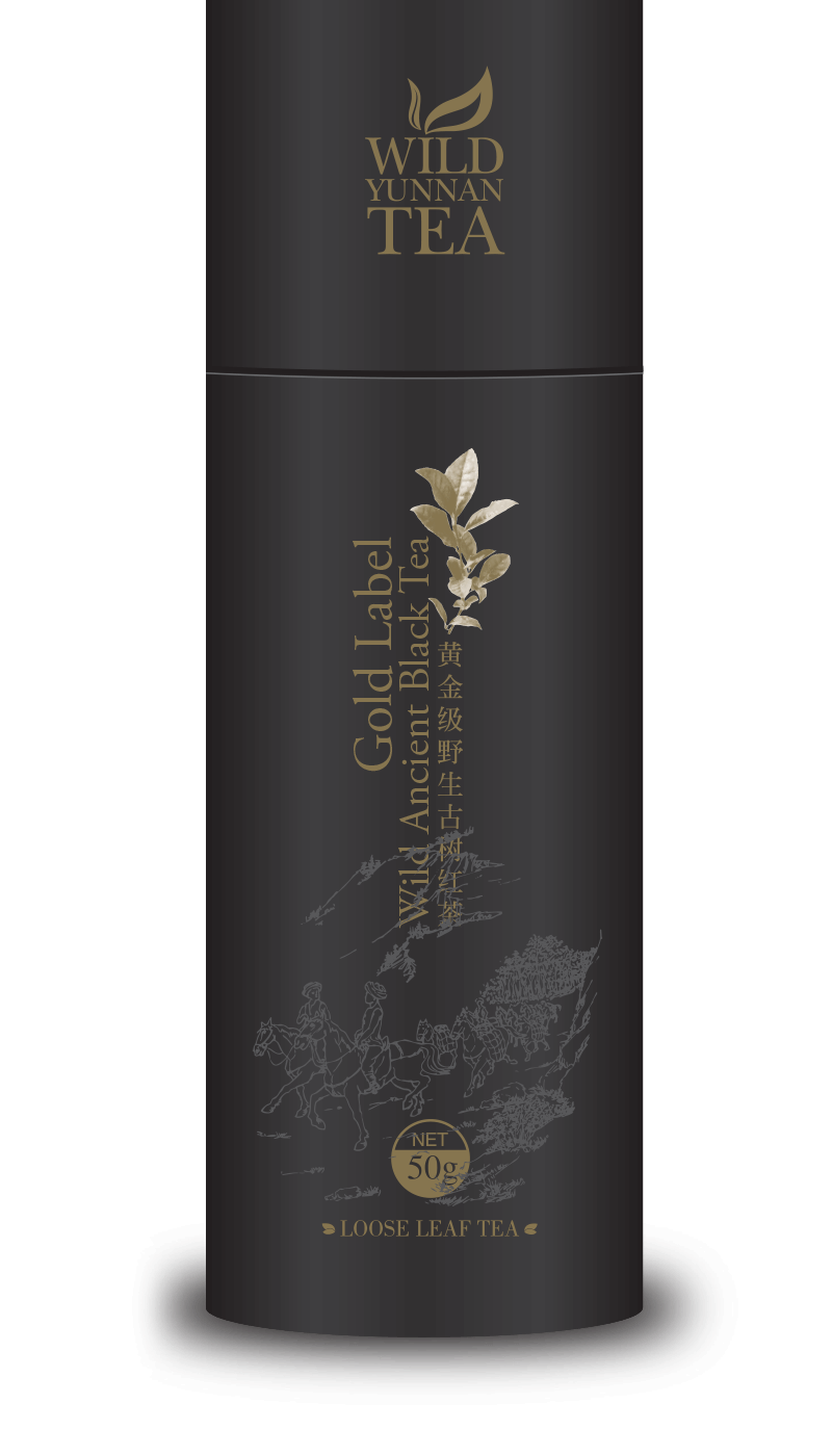 Gold Label Wild Ancient Black Tea
