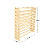 120 Bottle Rack (10 layers high x 12 bottles wide)