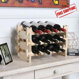 12 Bottle Wine Rack - Vinrack - Modularack®