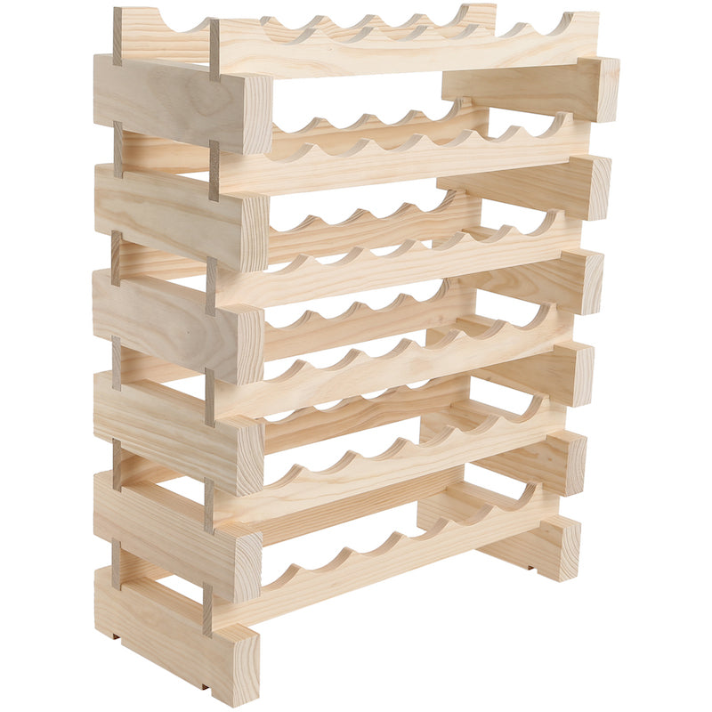 6 Bottle Wine Rack -  Modularack Wine Rack - Modularack®
