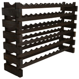 72 Bottle Wine Rack (6 layers high x 12 bottles wide) - Modularack®