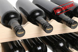 Magnum (Champagne) Layer (911mm wide) Wine Rack - Modularack®