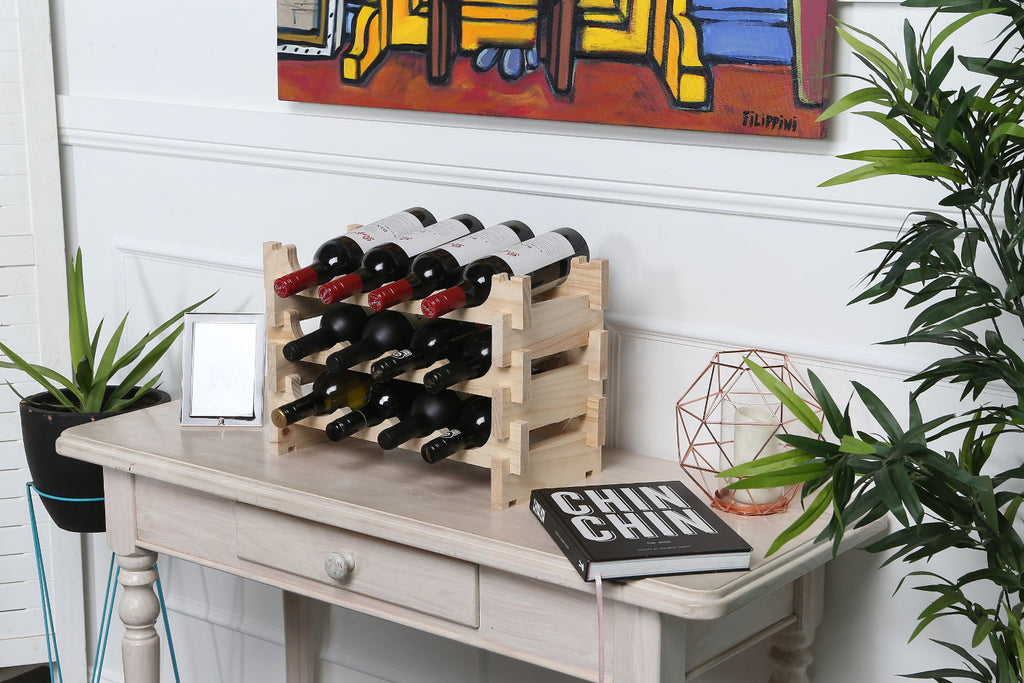 wine storage racks - 12 Bottle Wine Rack - Vinrack - Modularack®