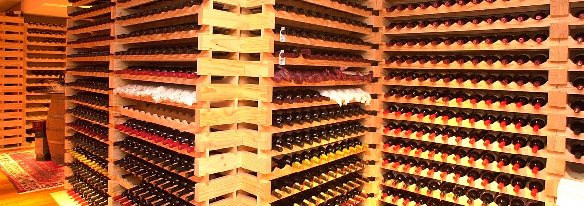 Modularack - Wine Rack