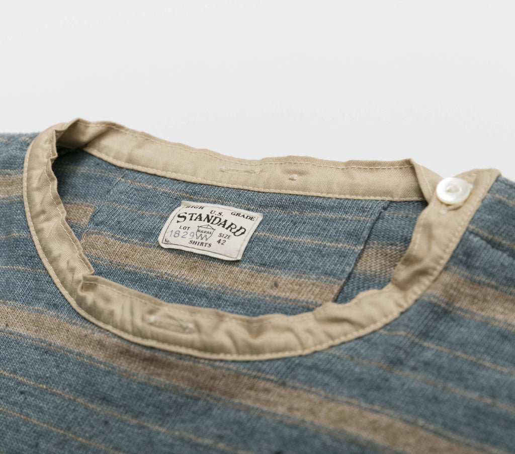 Battle Mountain Miner's Henley Shirt