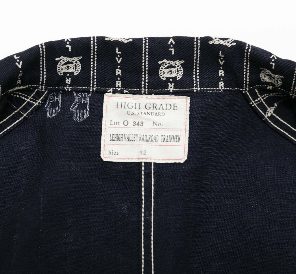 Lehigh Valley Railroad Trainmen Jacket