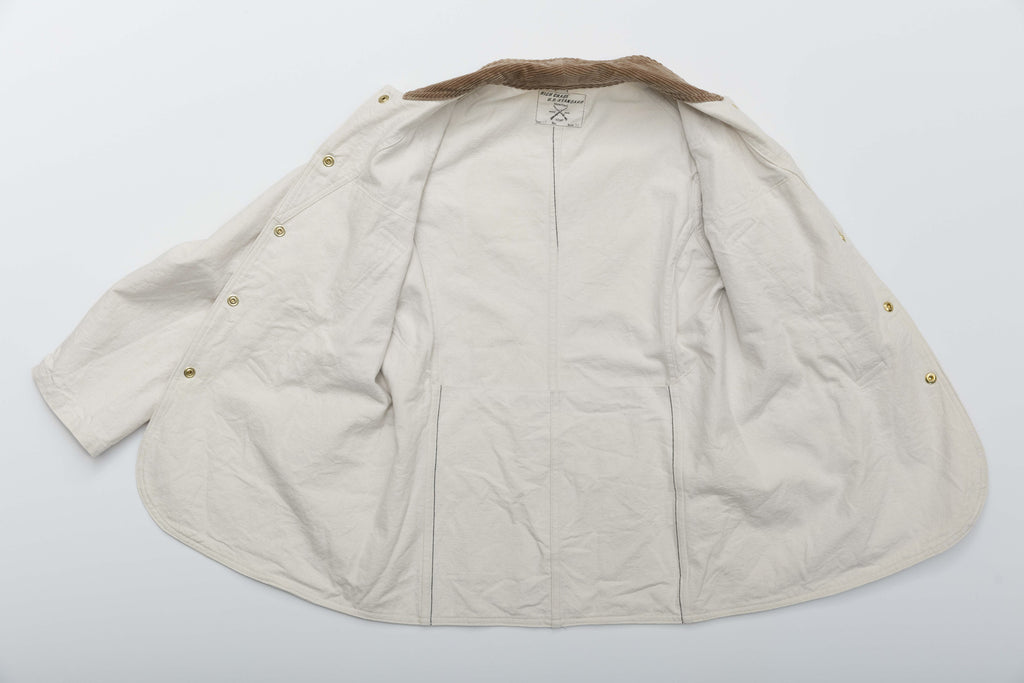 White Duck Hunting Coat