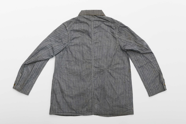 1910 Riverside Overall Striped Pincheck Jacket