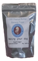 3mg CBD Oil Dog treat